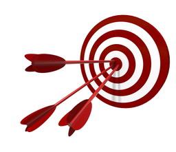 Focus op het eindresultaat en laat niets je in de weg staan