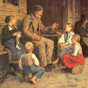 Verhalen vertellen is misschien wel de oudste manier om een boodschap over te dragen.