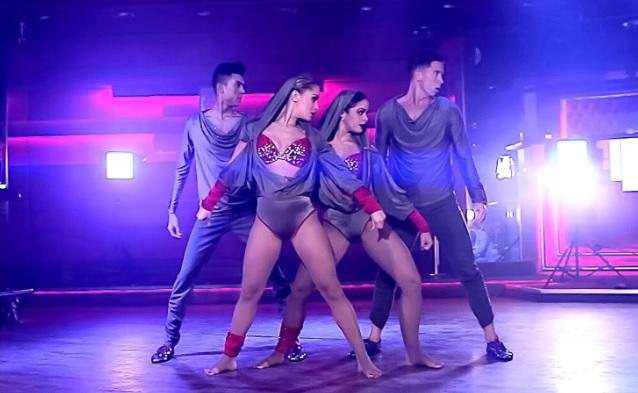 Mistura Movement is wereldwijd een sensatie door hun shows waarbij ze Kizomba mengen met andere dansstijlen.