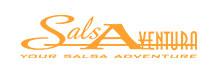 Salsaventura logo voor de footer van website salsaventura.nl