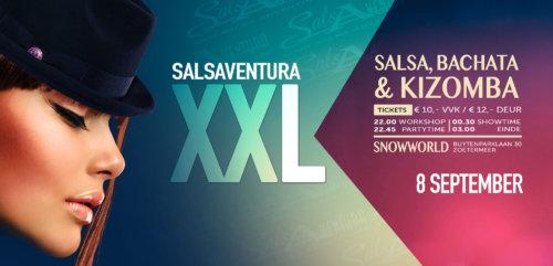 Salsa Dansen? Kom naar de Salsaventura XXL Party!
