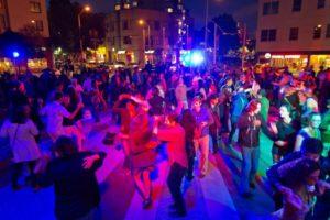 Salsa nightlife