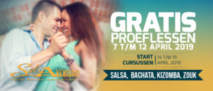 Salsa, bachata, kizomba en zouk dansen? Neem les bij Salsaventura!